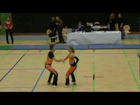 Janine Klesinski & Paul Müller - 12.Allercup 2012
