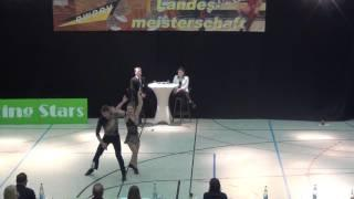 Vanessa Gottschall & Christian Lehr - LM Baden-Württemberg & Hessen 2017