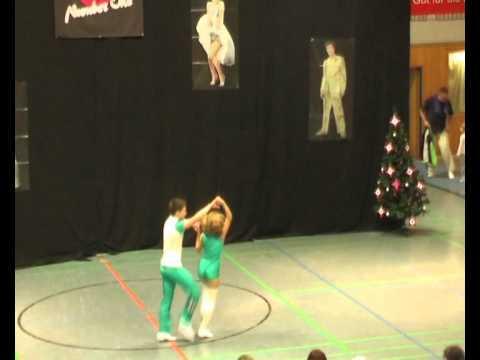Jennifer Schitz & Maxim Penner - Sinter Claas Cup 2011