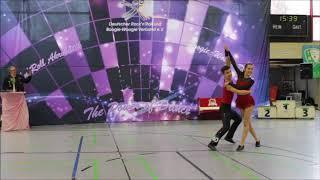 Emilia Beck & Yannis Rehak - Saar Kings Cup 2018