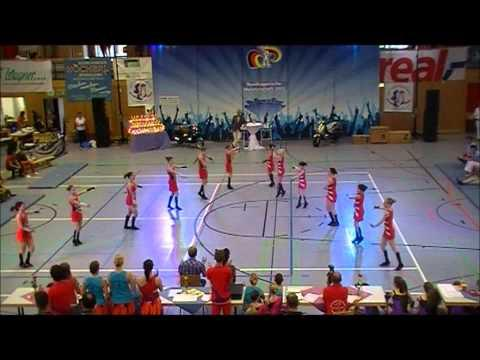 Hebby Jebbies - Let´s do it - Nordbayerische Meisterschaft 2012