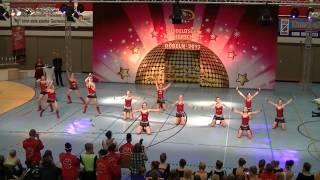 Young Sensation - Süddeutsche Meisterschaft 2013