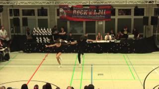 Vanessa Gottschall - Christian Lehr - 30. Herbstmeisterschaft 2014