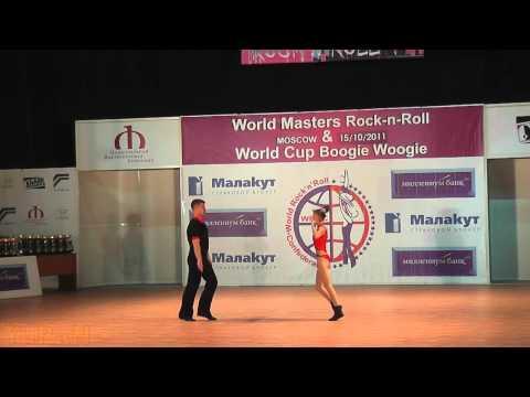 Ilya Panferov & Svetlana Shatokhina - World Masters Moskau 2011