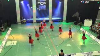 Motown - Norddeutsche Meisterschaft 2015