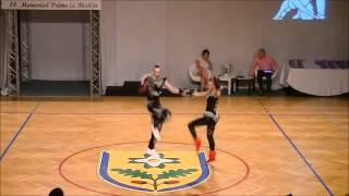 Darina Kozlova & Alexey Kondrashin - World Masters Ljubljana 2015