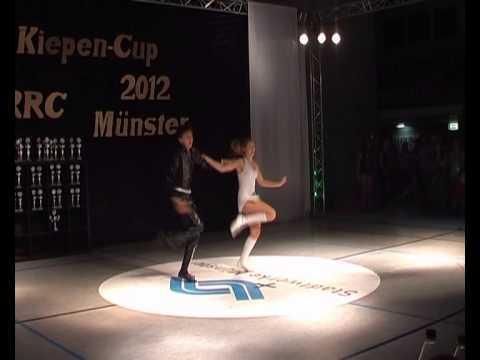 Marie Walenzik & Lars Bachmann - Kiepen Cup 2012