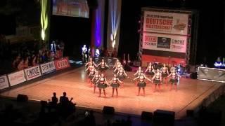 Dance Explosion - Deutsche Meisterschaft 2016