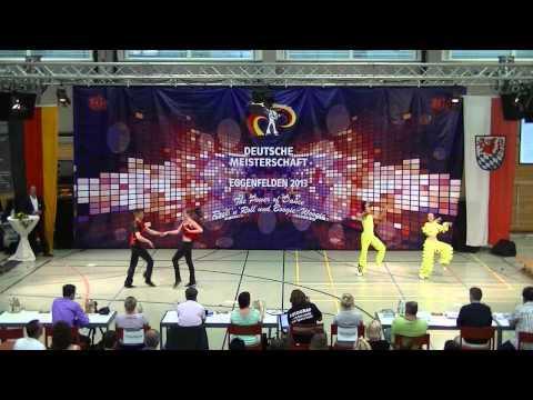 Gerke - Graf & Gagelmann - Gagelmann - Deutsche Meisterschaft 2013