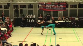 Carolin Diepenbruck - Aljoscha Diepenbruck  - 30. Herbstmeisterschaft 2014