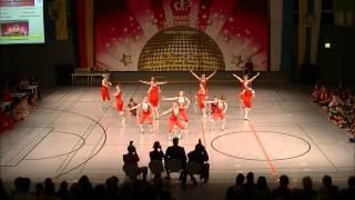 Ecktown-Showteam - Süddeutsche Meisterschaft 2014