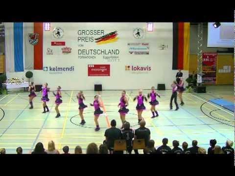 Twickers - Großer Preis von Deutschland Formationen 2011