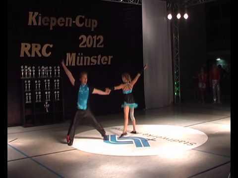Marieke Speck & Max Ickenstein - Kiepen Cup 2012