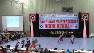 Queens of Rock - Bayerische Meisterschaft 2014