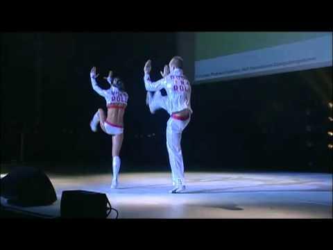 Ivan Youdin & Olga Sbitneva - World Master Lyon 2009
