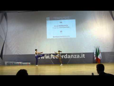 Evgenia Nikeenkova & Alexei Murashov - Europameisterschaft 2011
