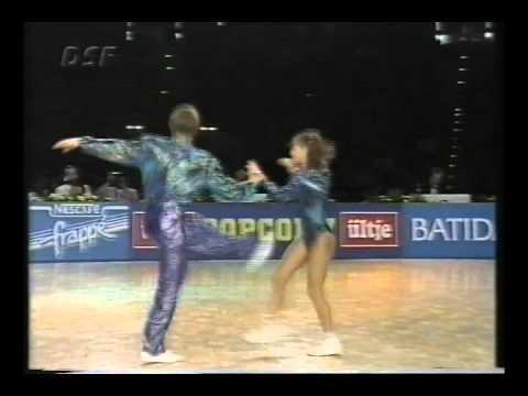 Simona Turk & Bojan Horvat - World Masters München 1993
