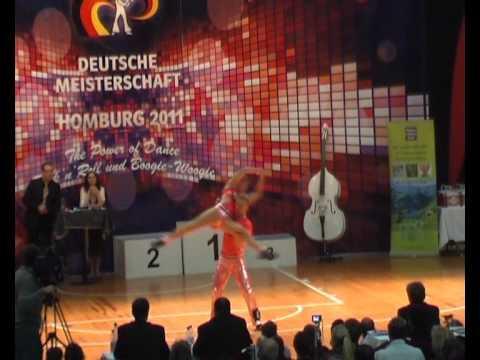 Miriam Glaß & Florian Weigl - Deutsche Meisterschaft 2011