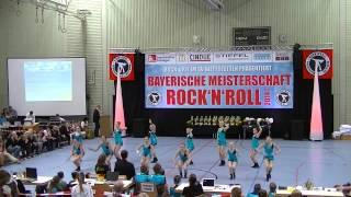 Rocking Teddys - Bayerische Meisterschaft 2014
