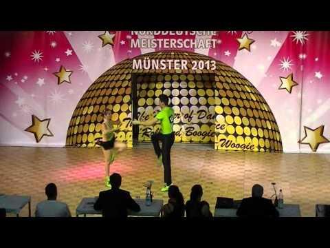Tanja Klemenz & Marcel Pemp - Norddeutsche Meisterschaft 2013