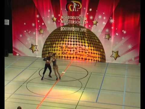 Carola Baum & Sascha Lang - Norddeutsche Meisterschaft 2012