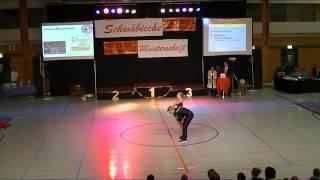 Nehle Doerr & Andreas Hagedorn - Schwäbische Meisterschaft 2013
