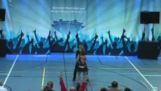 Sandra Friess & Timo Tange - Hupfadn Turnier 2015