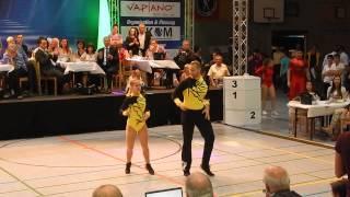 Nadine Stünkel & Sebastian Rott - Deutsche Meisterschaft 2015