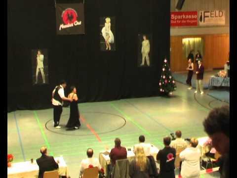 Petra Schubert & Roland Schubert - Sinter Claas Cup 2011