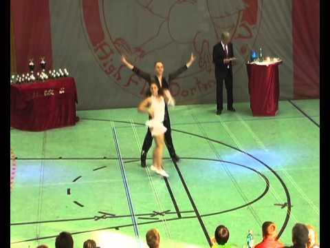 Fabiana Nicosia & Jan-Hendrik Hansen - High Fly Cup 2011