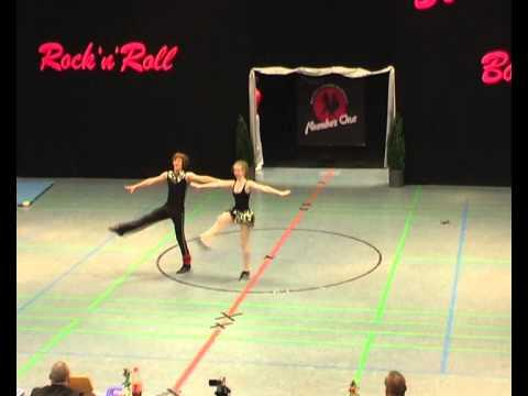 Shirley Urban & Sebastian Mattern - Landesmeisterschaft NRW 2012