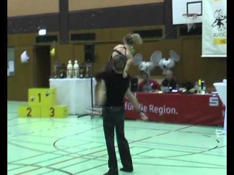 Nadine Stünkel & Stefan Parzentny - 29.Rhein-Sieg-Cup