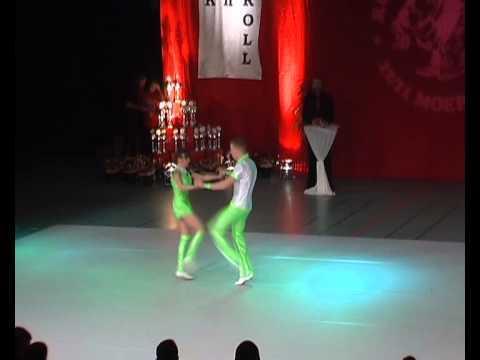 Anne-Kathrin Kickstein & Tommy Müller - Großer Preis von Deutschland 2011