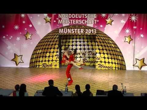 Amila Okanovic & Tim Huber - Norddeutsche Meisterschaft 2013