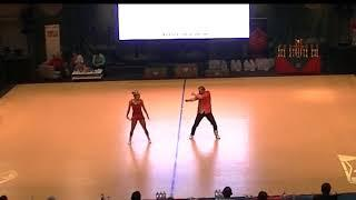 Polina Leonova & Pavel Zyuzin - World Cup Budapest 2017