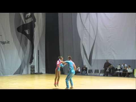 Dinka Lelic & Vedran Kubovic - World Masters Rimini 2012