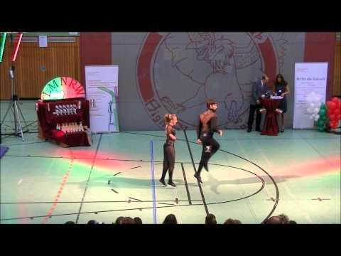 Christina Bischoff-Moos & Lukas Moos - Landesmeisterschaft NRW 2013