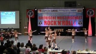 Grenades - Bayerische Meisterschaft 2014
