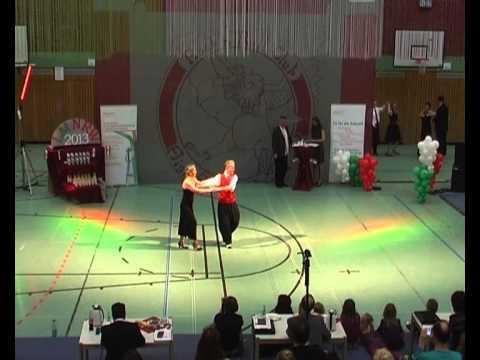 Irene Eichhorn & Harald Beckers - Landesmeisterschaft NRW 2013