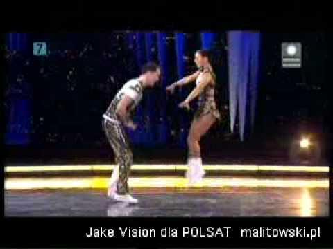 Anna Miadzilec & Jacek Tarczylo - Polnische Talentshow