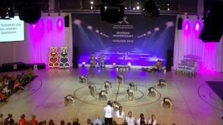 Dancing Angels - Deutsche Meisterschaft 2015