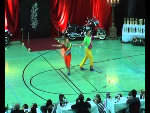 Christina Bischoff & Lukas Moos - Norddeutsche Meisterschaft 2011
