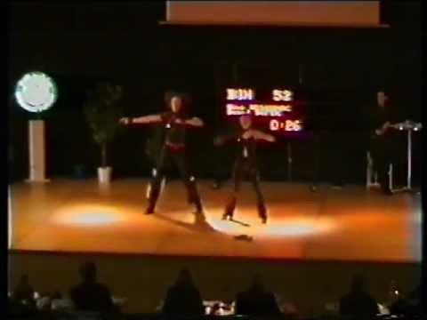 Nina Mesanovic & Senad Softic - Weltmeisterschaft 2004