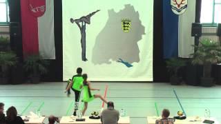 Elisa Barth & Jonas Bildmann - Ländle Cup 2015