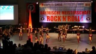 Twickers - Bayerische Meisterschaft 2014