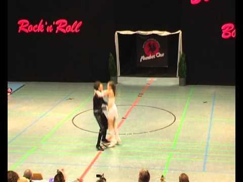 Marie Walenzik & Lars Bachmann - Landesmeisterschaft NRW 2012