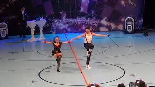 Anja Gentner & Christian Gartmeier - Deutsche Meisterschaft 2018