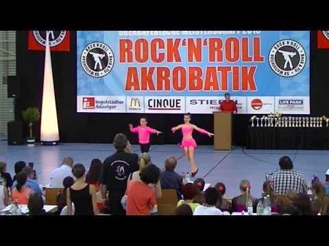 Antonia Schmid & Julian Minks - Oberbayerische Meisterschaft 2013