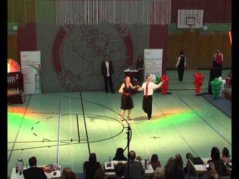 Verena Rochow-Klohn & Christoph Klohn - Landesmeisterschaft NRW 2013