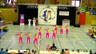 Funky Chicken - Landesmeisterschaft Bayern 2015